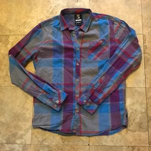 O'Neill Jordy Smith buttonup